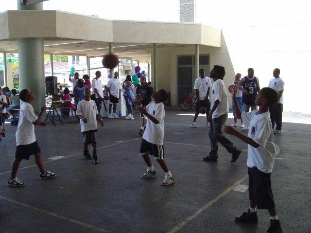 3on3 Basketball